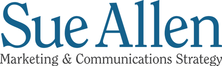 Sue Allen Marketing and Communications Strategy
